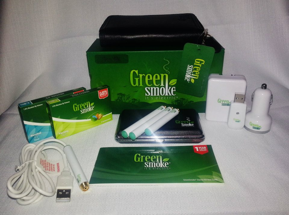 Green Smoke Ultimate Kit