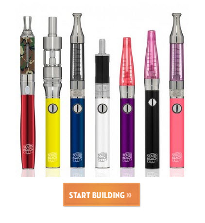 South Beach Smoke Customizeable Vape Pens