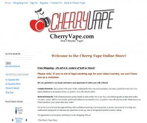 cherryvape.com