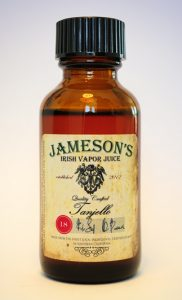 Jameson's Irish Vapor Juice Review